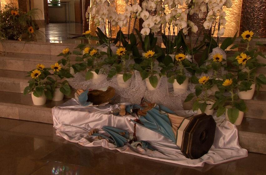 Akt wandalizmu w kościele św. M. Maksymiliana Kolbe w Koninie
