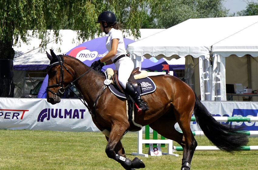 Zakończyły się jubileuszowe zawody jeździeckie Konin Cup 2021
