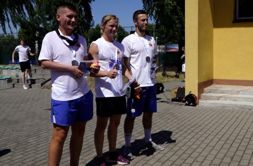 Reprezentacja gminy Grzegorzew biegła dla Europy