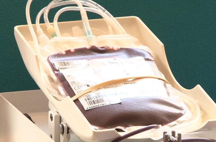 Akcja krwiodawstwa w golińskiej bibliotece