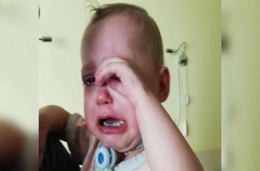 W Cztery Oczy – Amelka walczy o życie!