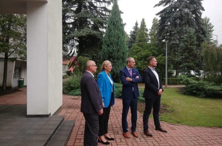 Wizyta Wiceprezydent Banku Światowego Anna Bjerde w subregionie konińskim.