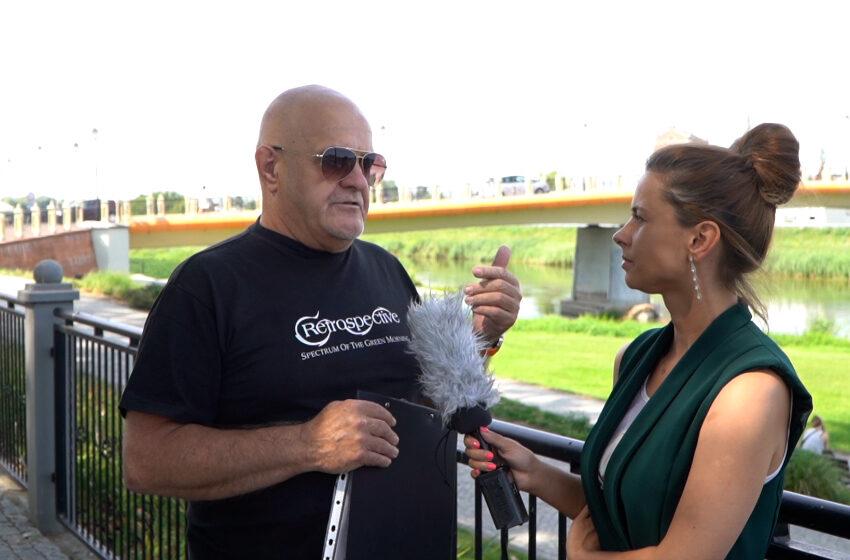 Spotkania kulturalne w TV Wielkopolska – Ryszard Bazarnik