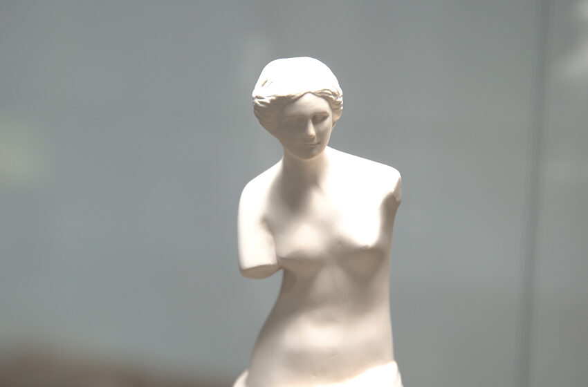 Ceramiczna Wenus jako przykład nowoczesnych technik konserwatorskich prezentowanych w Kole