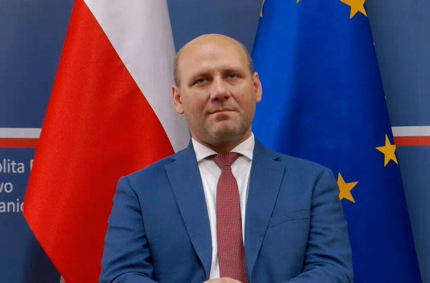 Wiceminister Spraw Zagranicznych komentuje aktualną sytuację na wschodniej granicy