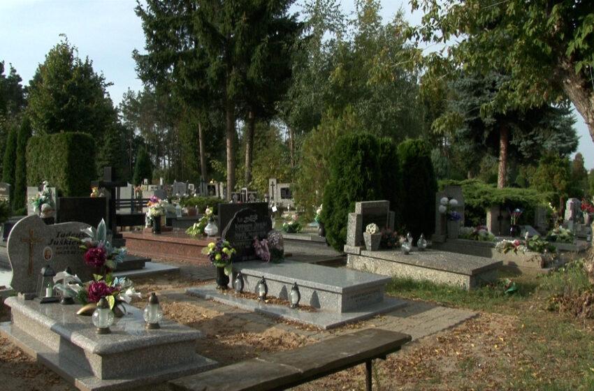 Na jak długo wystarczy miejsc na konińskim cmentarzu?
