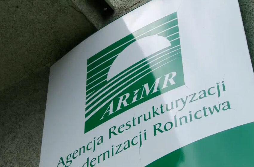 Rolnicy hodujący trzodę i spółki wodne mogą składać wnioski do ARiMR