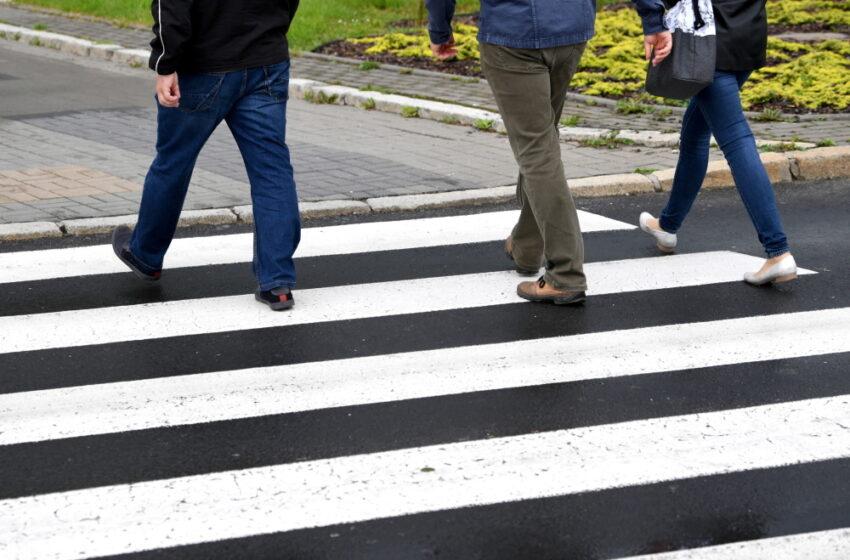ITS: wstępne dane wskazują, że zmiana przepisów spowodowała spadek liczby wypadków z udziałem pieszych