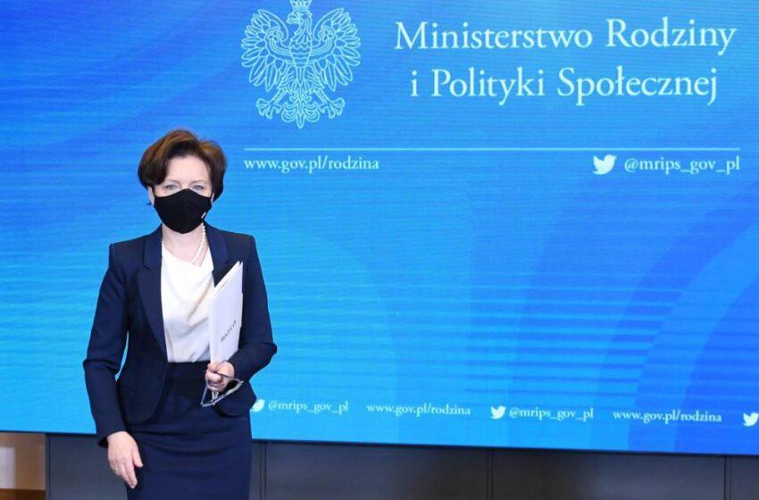 Maląg: Polski Ład w postaci kwoty 30 tys. wolnej od podatku przyniesie korzyści seniorom