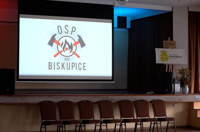 OSP Biskupice po raz drugi z Florianami