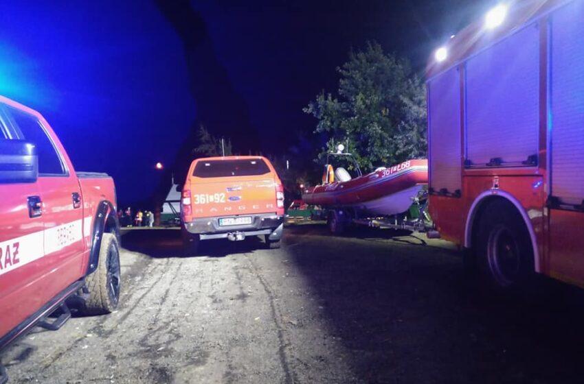 PILNE: Odnaleziono ciało nurka, który zatonął w zbiorniku wodnym w Honoratce gm. Ślesin