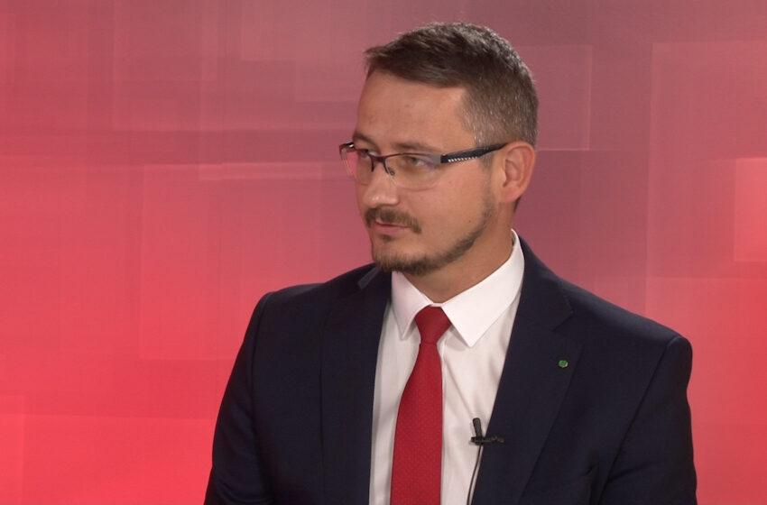 Krzysztof Czajkowski o funkcji Prezesa Zarządu Powiatowego PSL