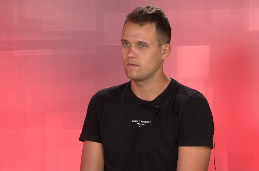 Kacper Koszal Wicemistrzem Polski w Triathlonie